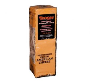 Yellow Pasteurized Process American $4.18 Per Lb