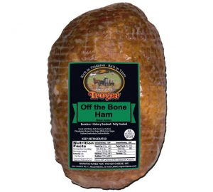 Ham Off The Bone $4.96 Per Lb