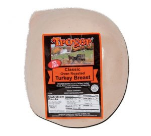 Classic Turkey Breast $5.63 Per Lb
