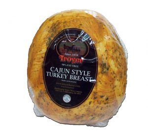 Cajun Turkey Breast $5.63 Per Lb