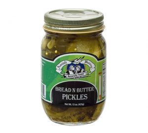 Bread N Butter Pickles $4.37