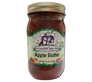 Sugar Free Apple Butter $3.67