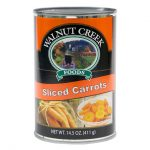 Sliced carrots $0.82