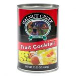 Fruit cocktail $1.34